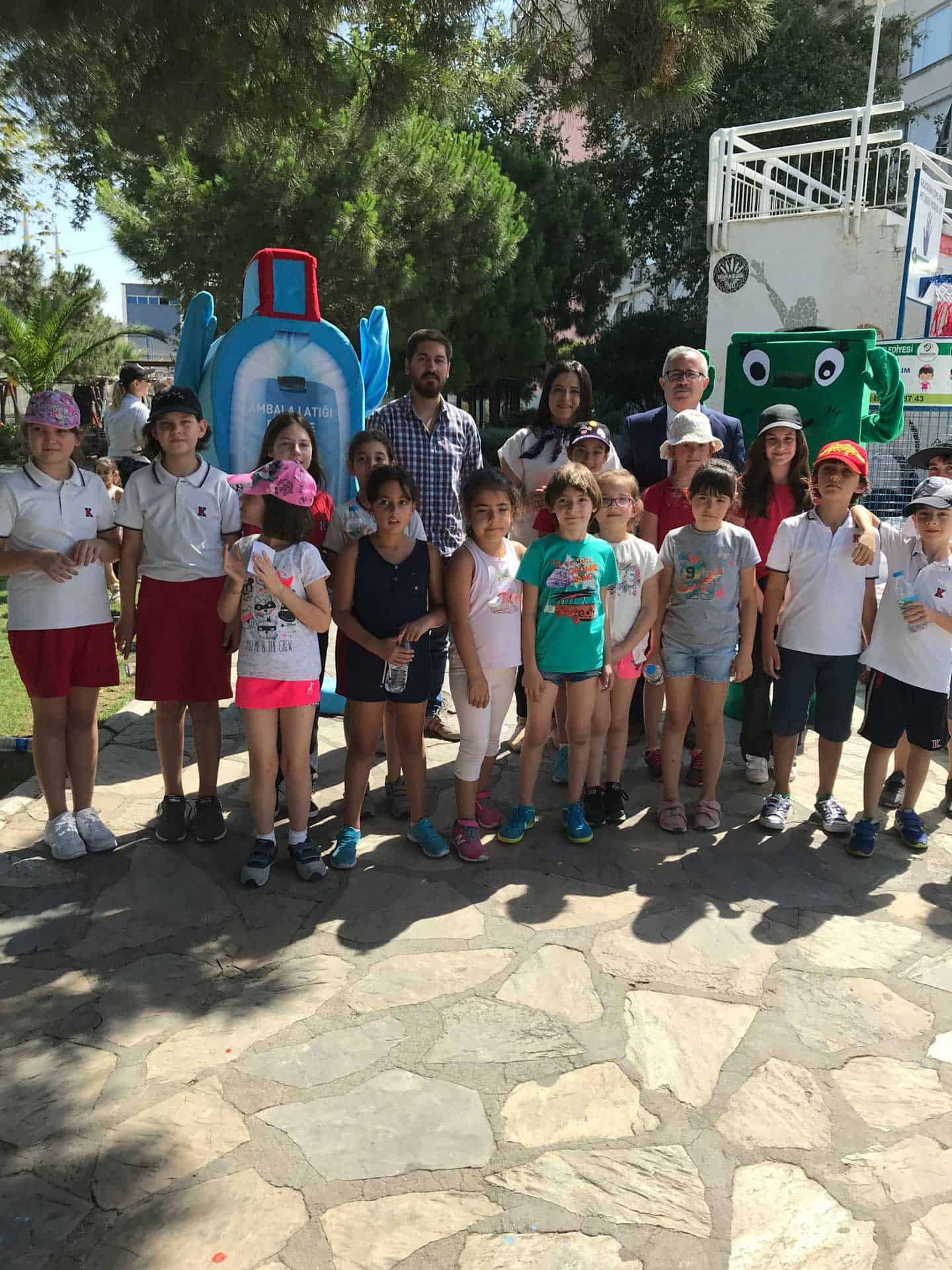 Karabağlar Belediyesi Etkinliği